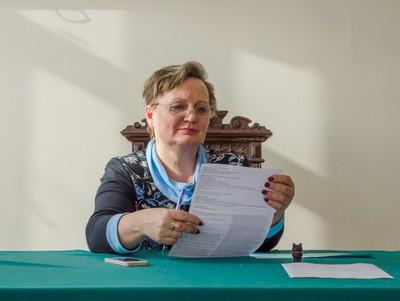 Марина Николаевна Приёмышева