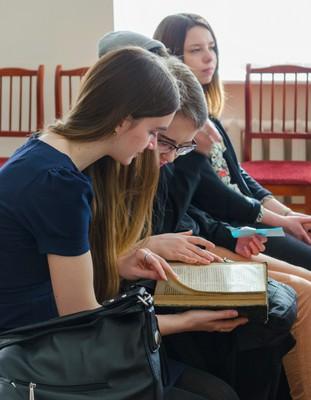 Студенты СПбГУ