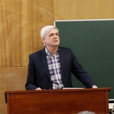 М. Б. Попов (СПбГУ)